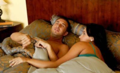 Секс с грудастой любовницей